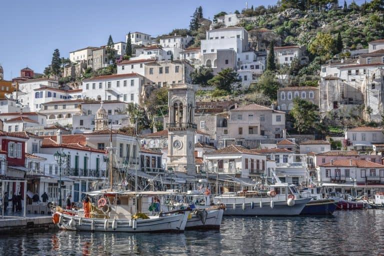 De cuando fui VIP en un crucero… por accidente (excursión Hydra, Poros y Egina desde Atenas)
