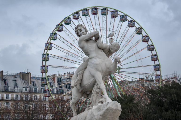 Paseo fotográfico por París buscando detalles y ángulos originales