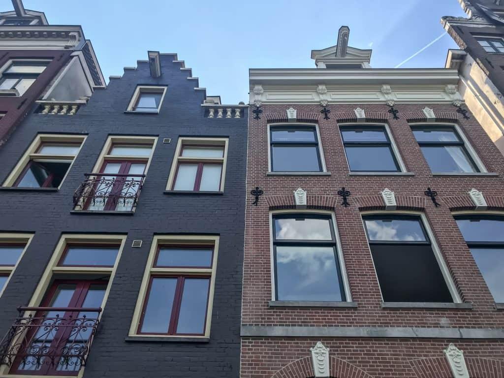 Fachadas Amsterdam