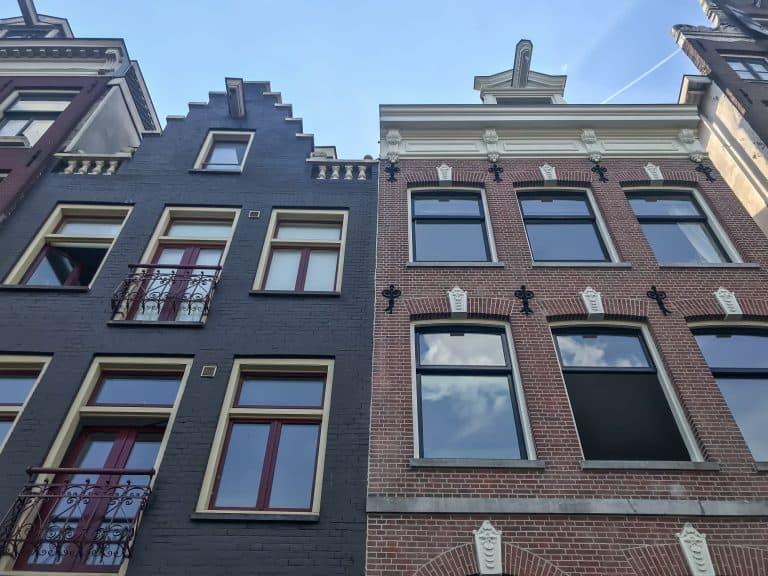 Una serie de catastróficas vivencias mendigas – Amsterdam II
