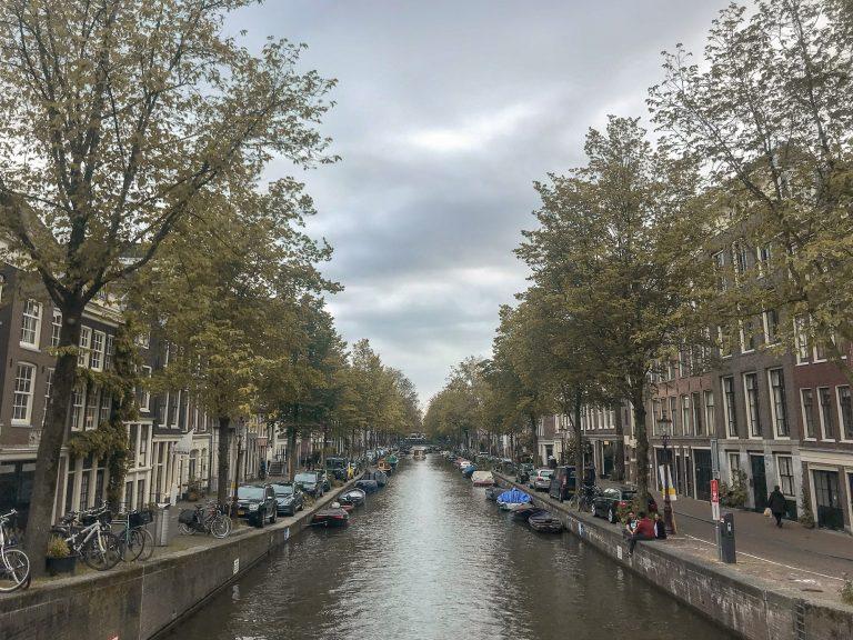 Una serie de catastróficas vivencias mendigas – Amsterdam III