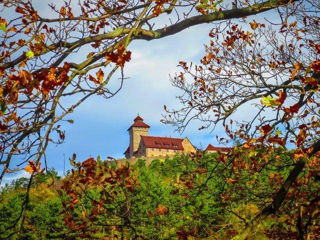 Ruta de un día por castillos de la Alemania profunda: Wachsenburg, Mühlburg y Burg Gleichen