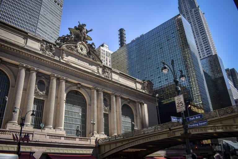 Grand Central Terminal en Nueva York, el ave fénix de las estaciones de tren