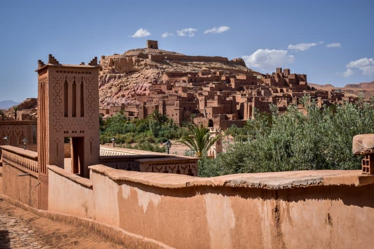 Viajes de película: el Ksar Ait Ben Haddou en Marruecos