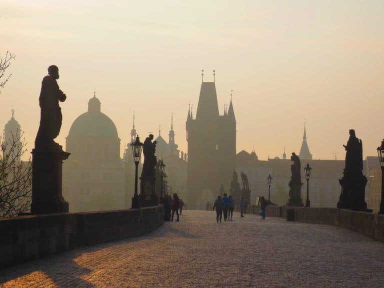 Viajes de película: la omnipresente Praga