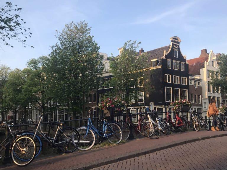 Una serie de catastróficas vivencias mendigas – Amsterdam I
