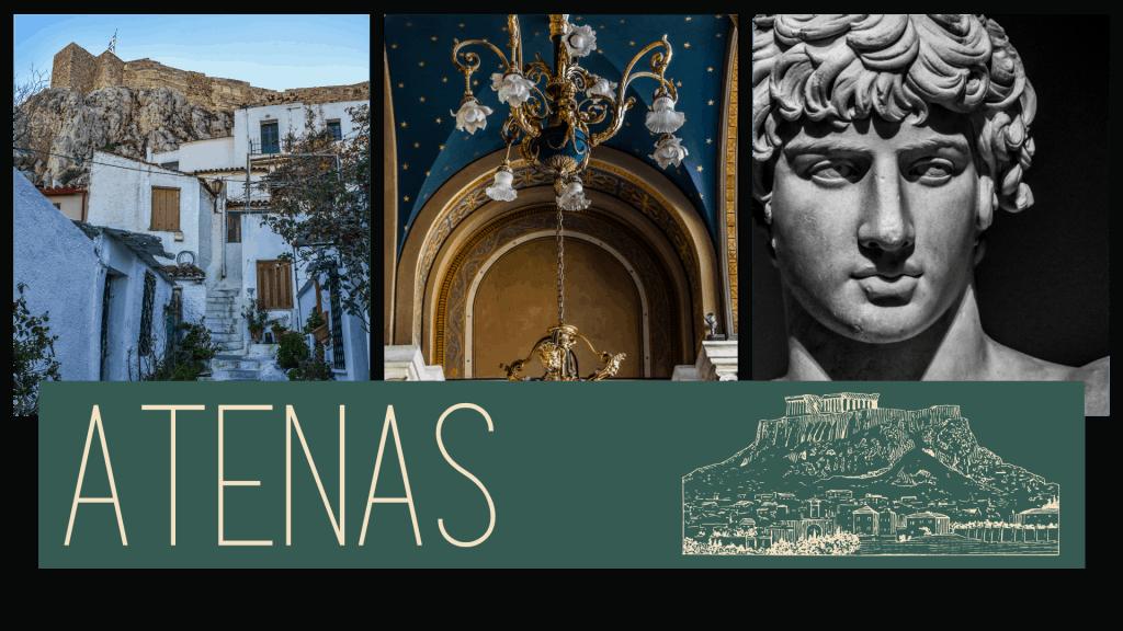 Guia de viaje Atenas