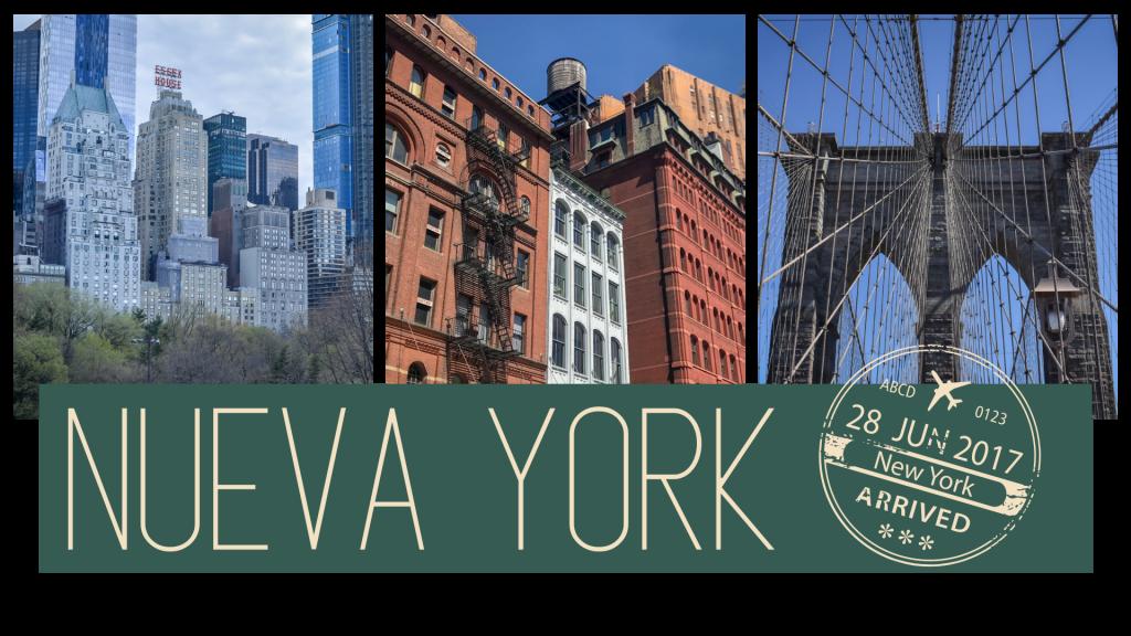 Guía de viaje Nueva York