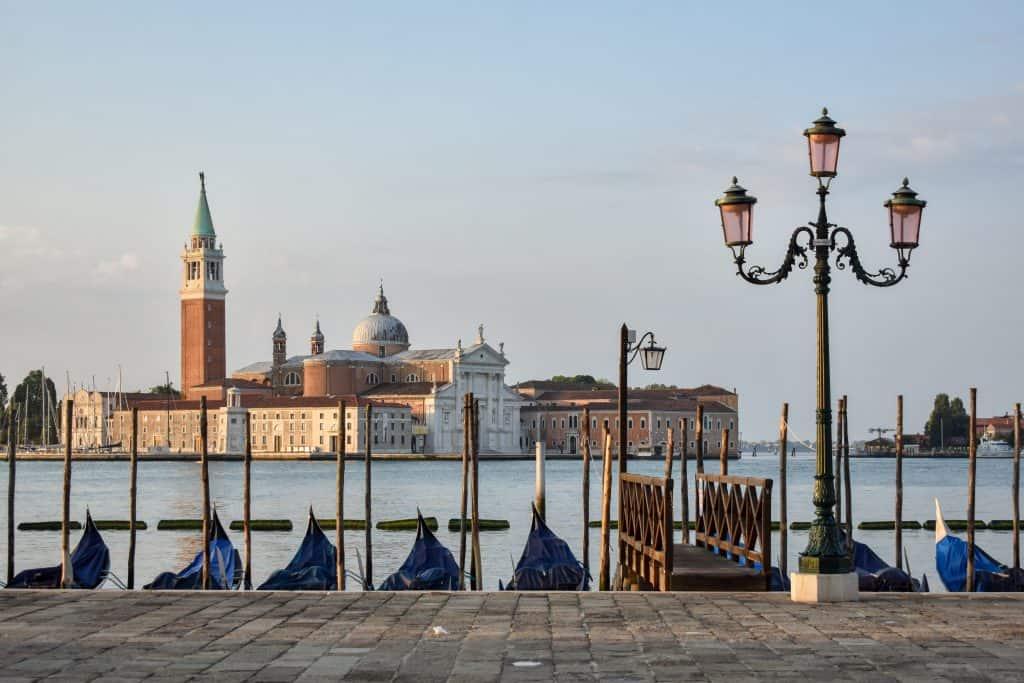 Como ir del aeropuerto de Venecia al centro