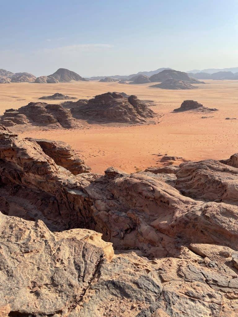 Requisitos para entrar en Jordania