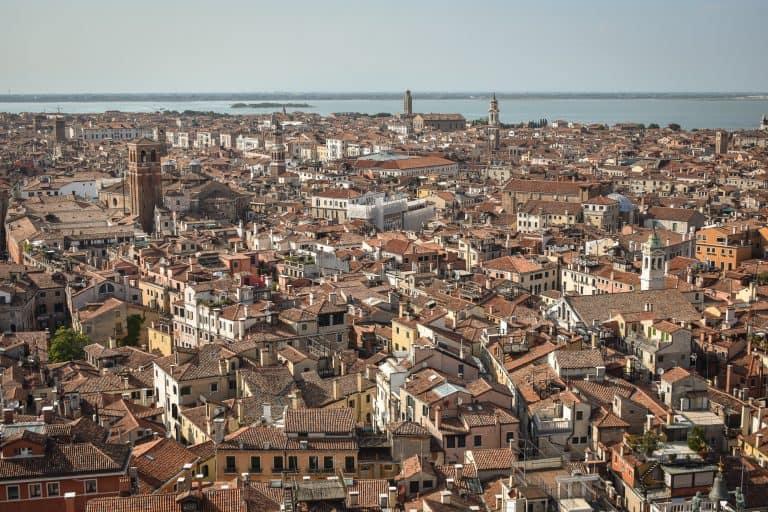 5+1 miradores en Venecia que no te puedes perder